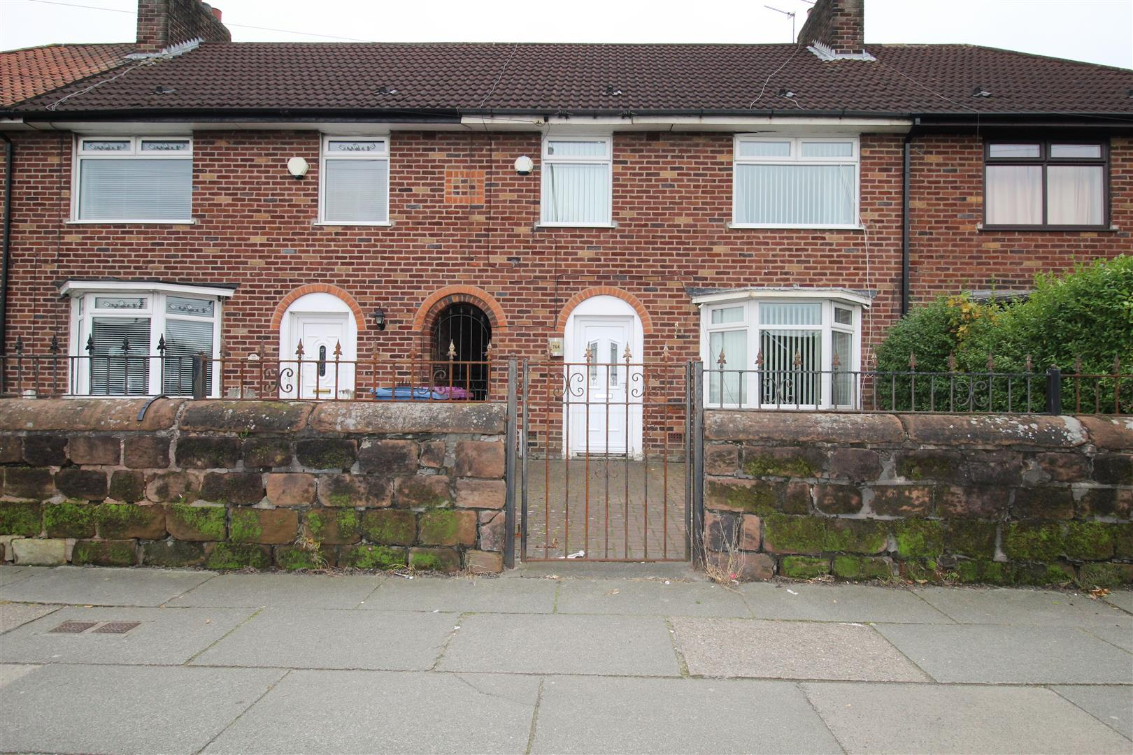 4 Bedrooms, House - Mid Terrace, Longmoor Lane, Fazakerley, Liverpool